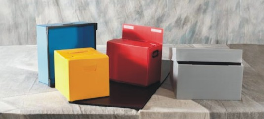 Storage Containers Boxes Cartons Stackable Totes Flooring Pads