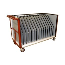 Steel Staging Cart