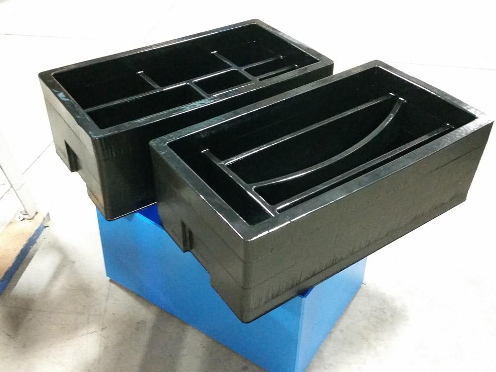 Polyurea Coating - Returnable Packaging | Reusable Packaging