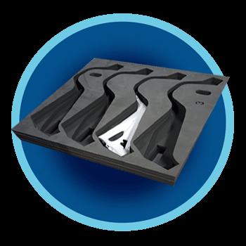 XLPE Foam Pads - Returnable Packaging | Reusable Packaging