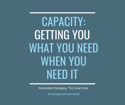 What Capacity Means For You