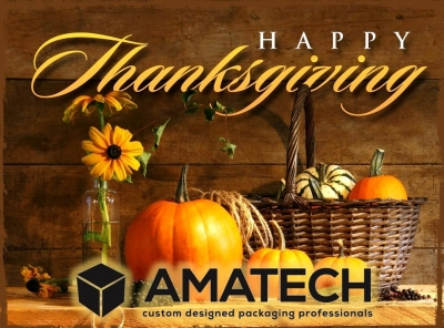 Happy Thanksgiving From Amatech